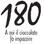 180 Nero su bianco